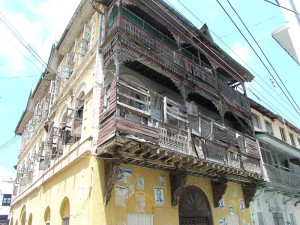 Old Building in Mombasa