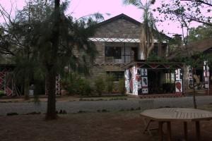 The Utamaduni Crafts Centre in Nairobi